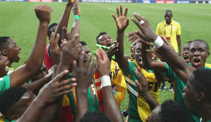 Zambia through after stunning fightback