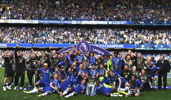 Manchester Arena attack: Chelsea cancel Premier League victory parade