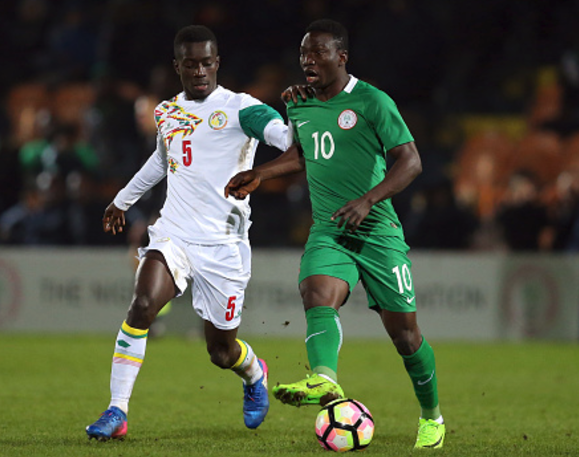 Oghenekaro Etebo Expects Tough Fight for World Cup and Afcon Tickets