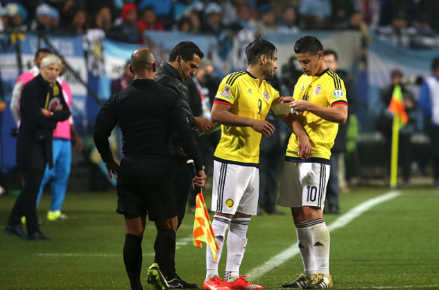 Colombia overlooked Nigeria for Friendly in June, Picked Cameroon