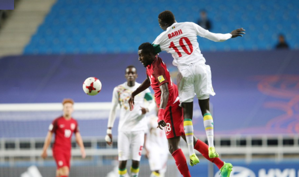 Senegal 0-1 USA: Sargent Guns down Young Lions