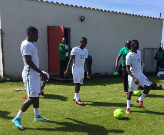 "Rohr Won't Play ""greenhorns"" against Bafana – Ogunjobi"