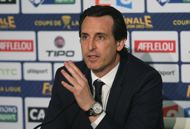 200 Percent! Unai Emery is Staying at PSG