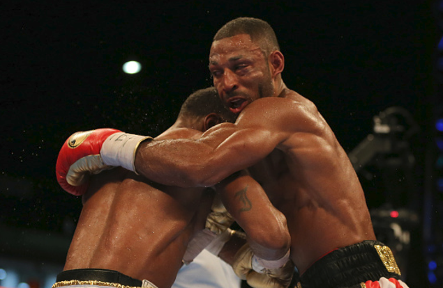 Kell Brook's future uncertain but Spence looking toward more world titles
