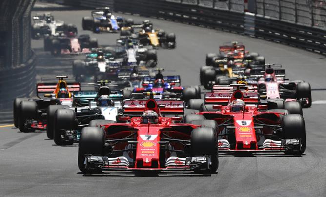 Sebastian Vettel wins Monaco F1 GP