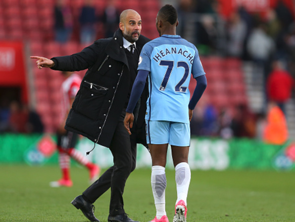 West Ham submit offer for Man City's Kelechi Iheanacho