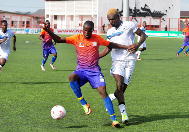 Sunshine Stars 1-0 Enyimba: Profligate Elephants pay the penalty