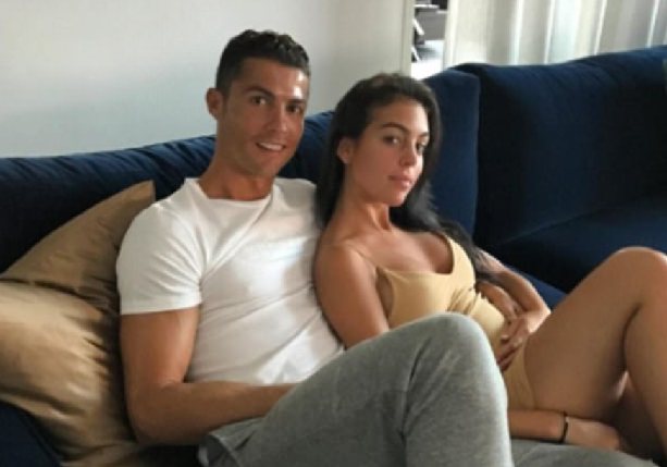 Ronaldo will meet his new born Twin boys for the first time
