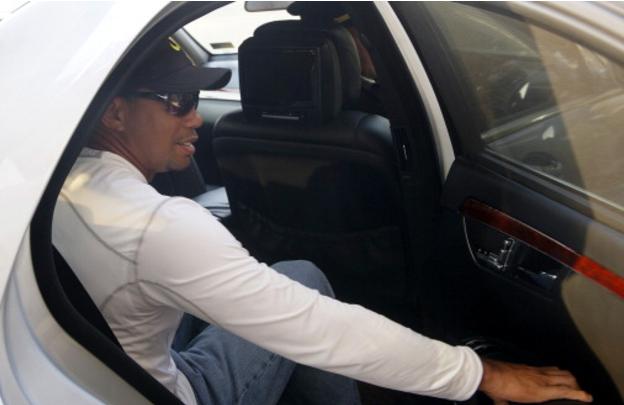 Tiger Woods arrested for DUI