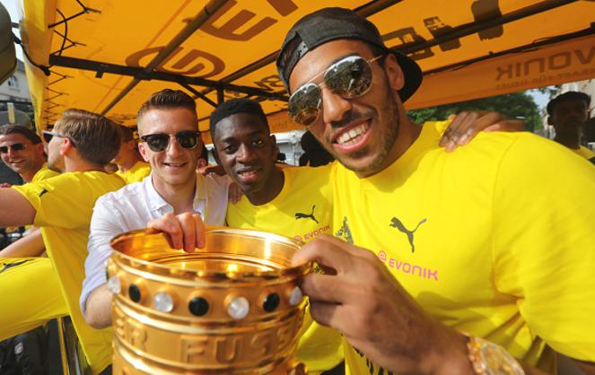 Aubameyang set to Join Paris Saint-Germain