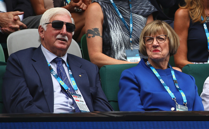 Margaret Court says 'tennis is full of lesbians' as row escalates