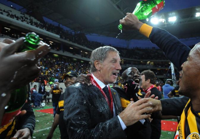 SAFA names Stuart Baxter as Bafana Bafana Coach, Takes Charge of Afcon qualifier vs. Super Eagles