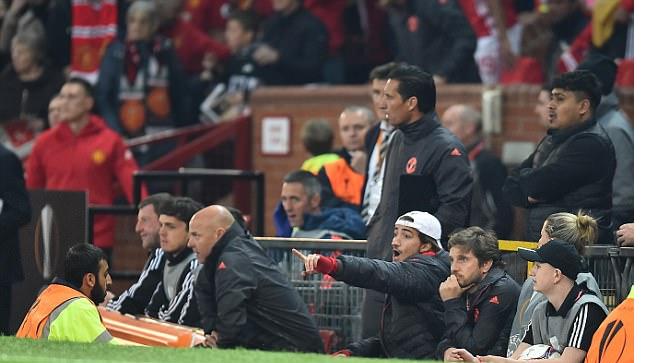 Let's go coaching son! Mourinho gets helping hand from Jose Jnr. against Celta Vigo