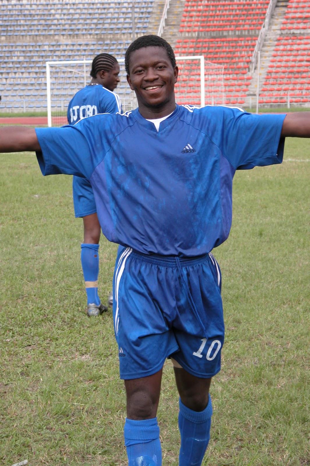 Club Africain presentation; My greatest honour ever : Victor Ezeji