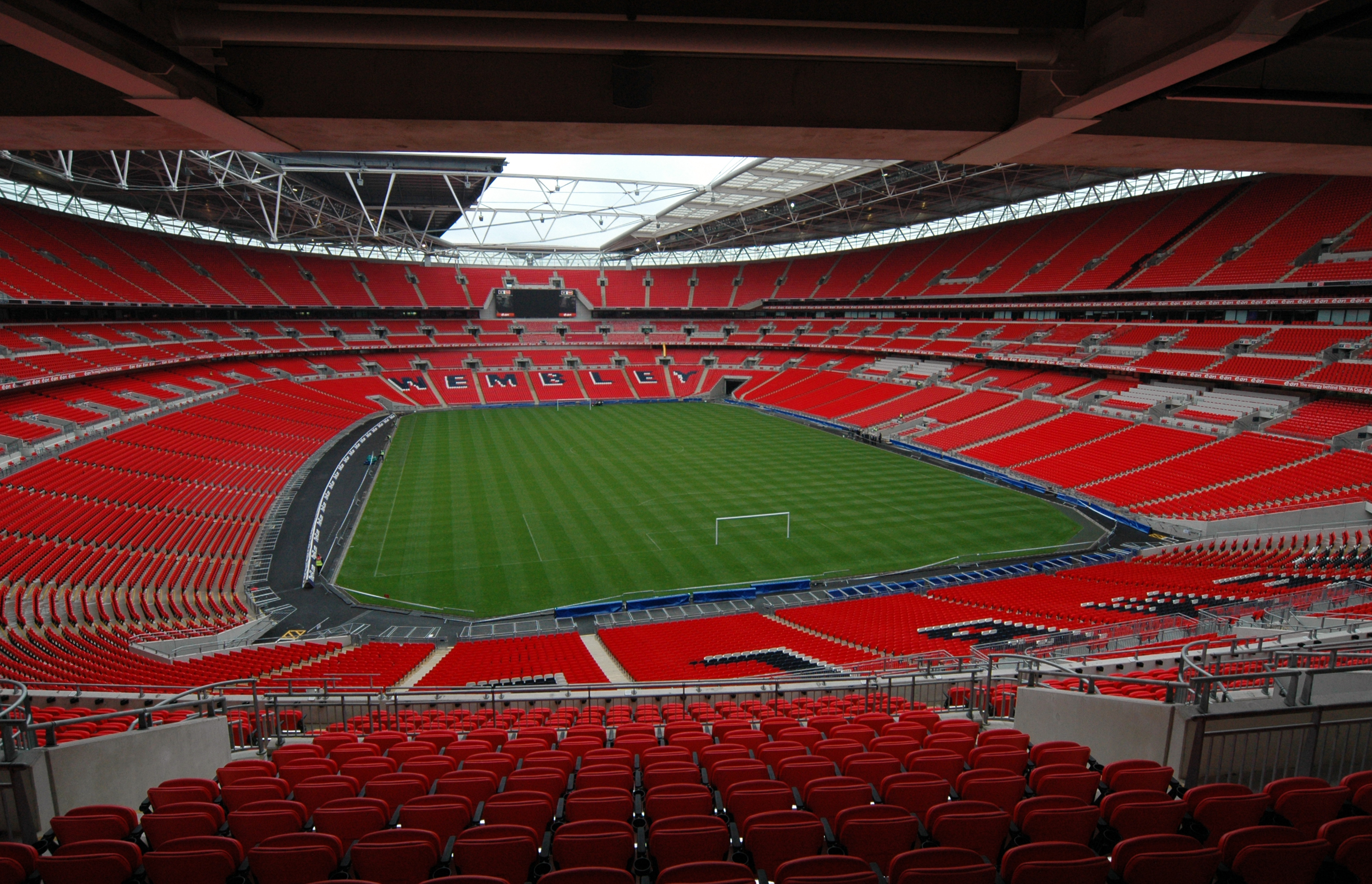 FA CUP FINAL: FA RELEASE STATEMENT OVER CUP FINAL SECURITY