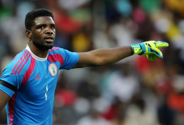 Akpeyi will miss the games against Corsica & Togo – Agu