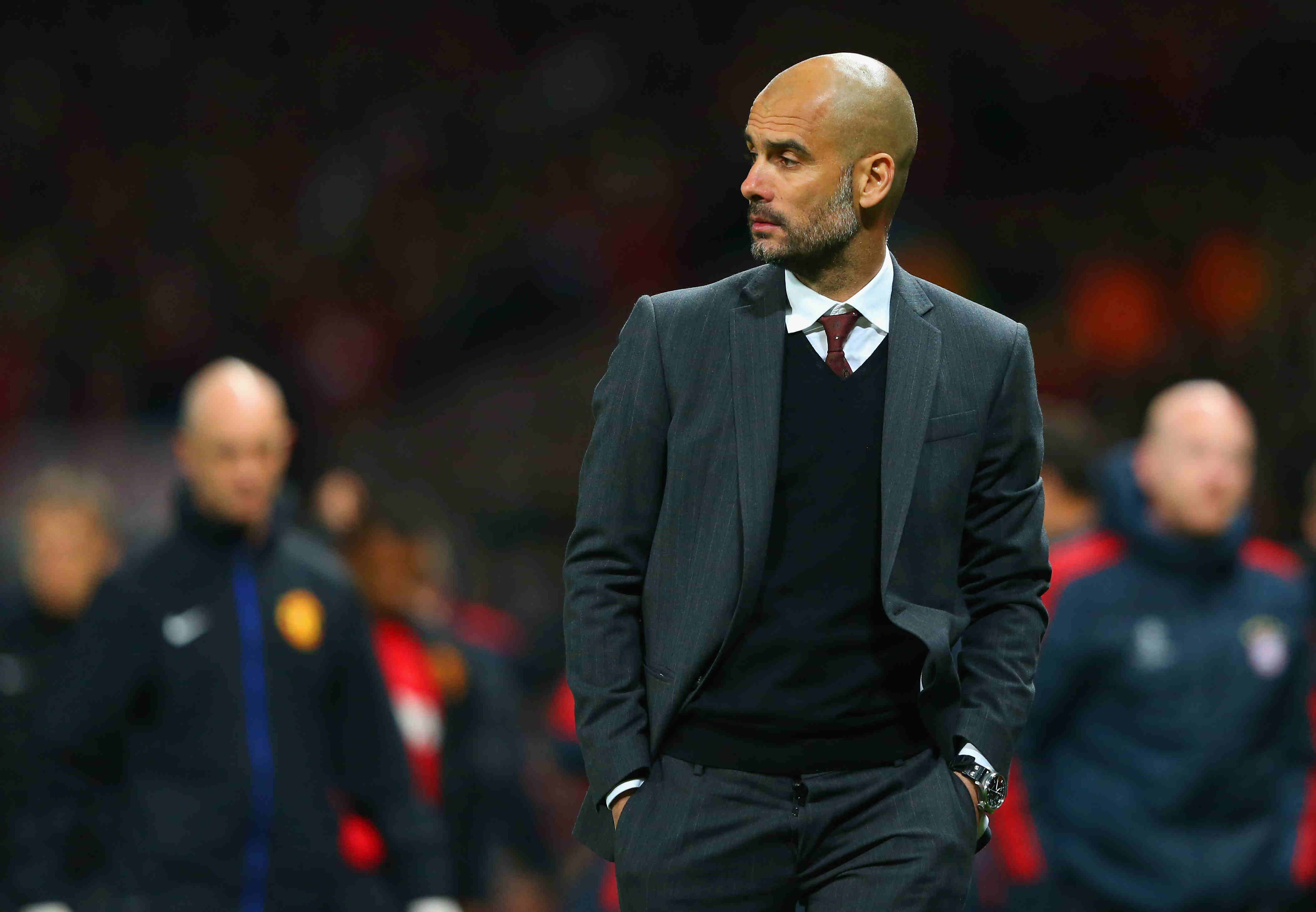 I'll be given the boot by Manchester City if I flop again admits Pep Guardiola