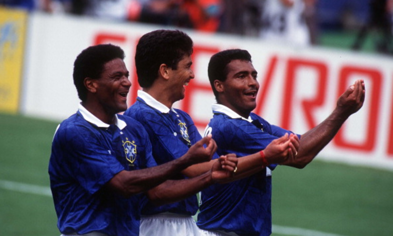 22 years after Bebeto's famous celebration his who inspiration , joins Sporting Lisbon