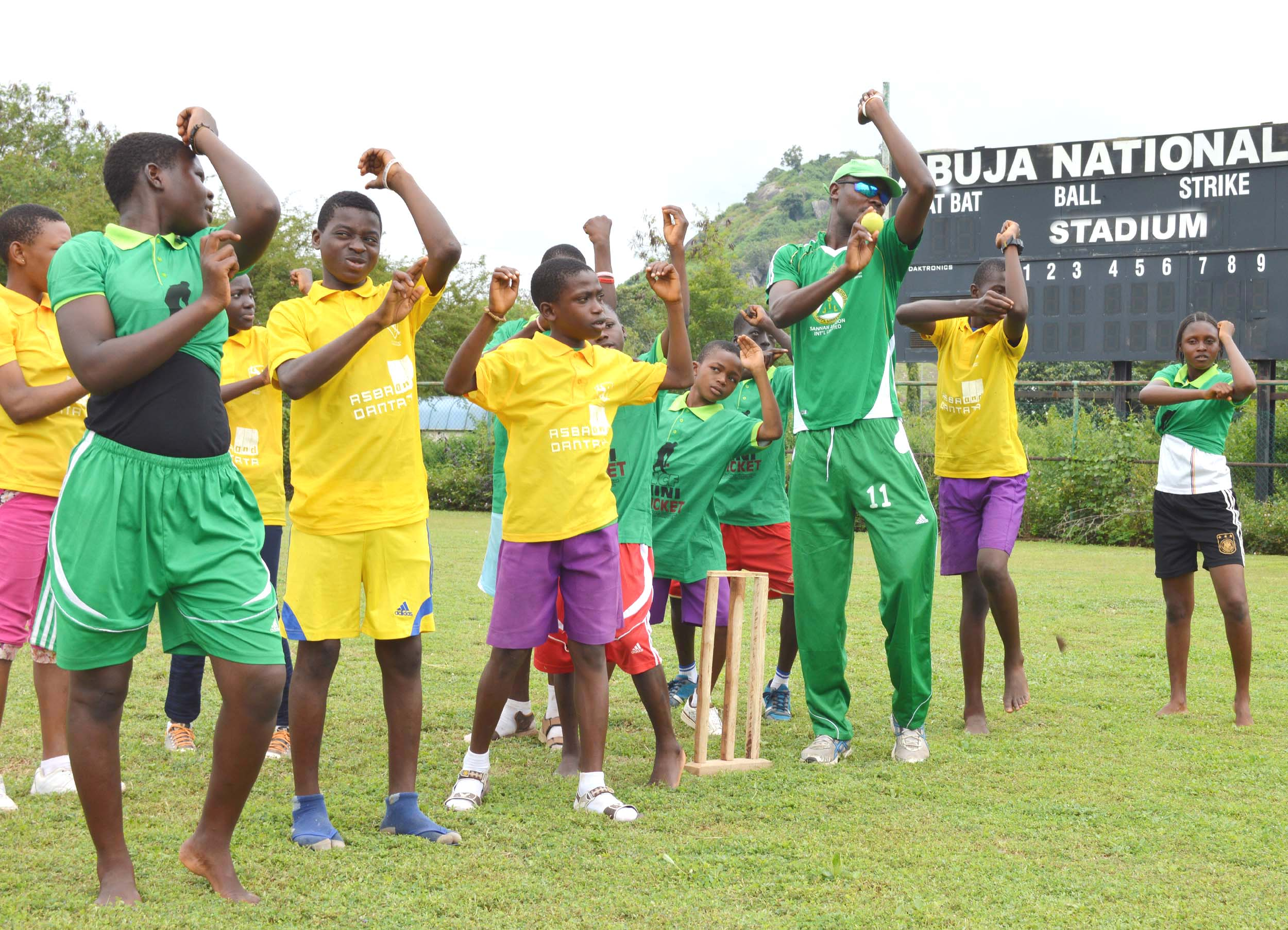 National Cricket coach Ogbimi reveals Preparatory games ahead World Cricket League