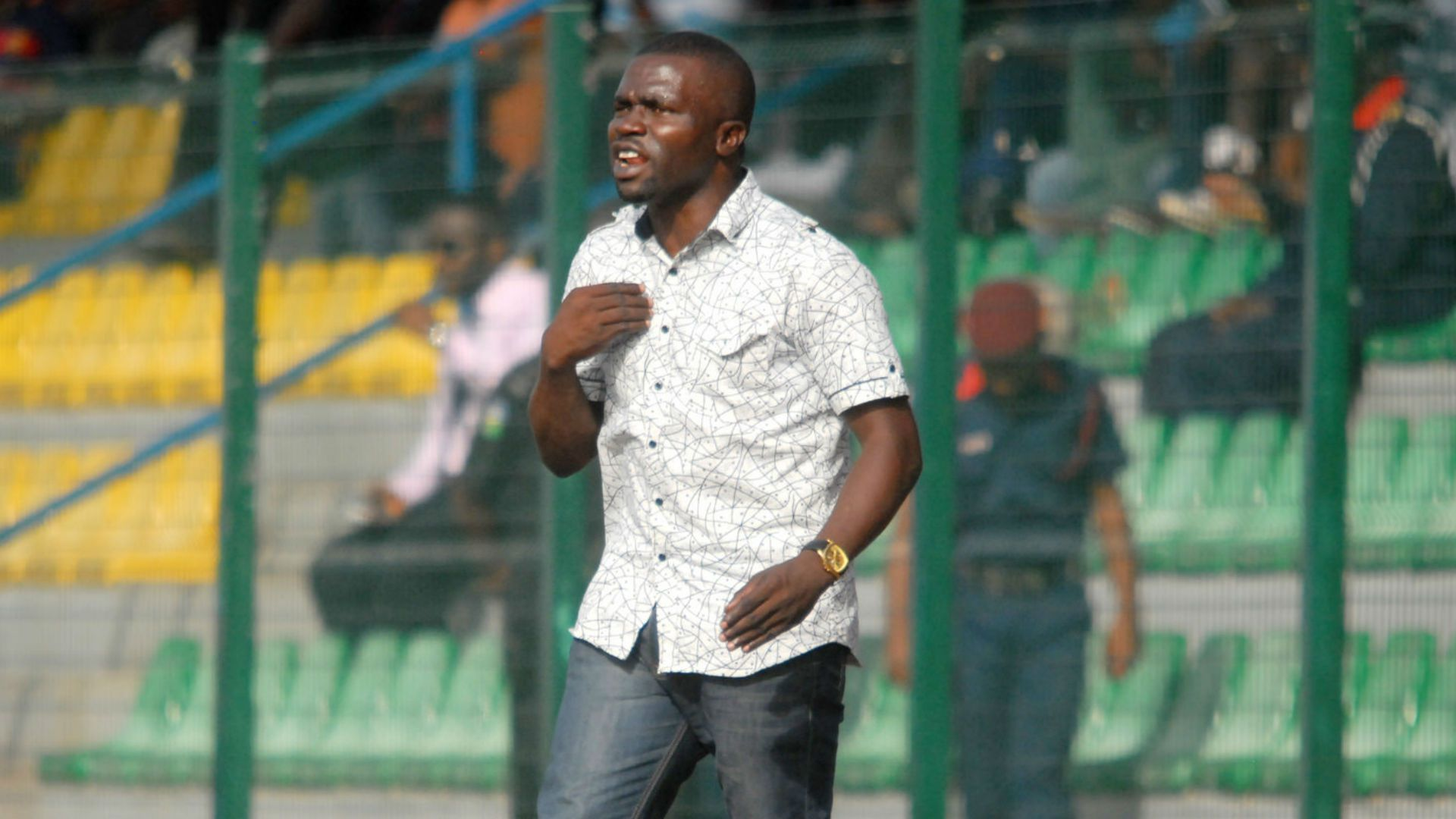 Plateau United should be declared Champions if pandemic continues, says Ilechukwu