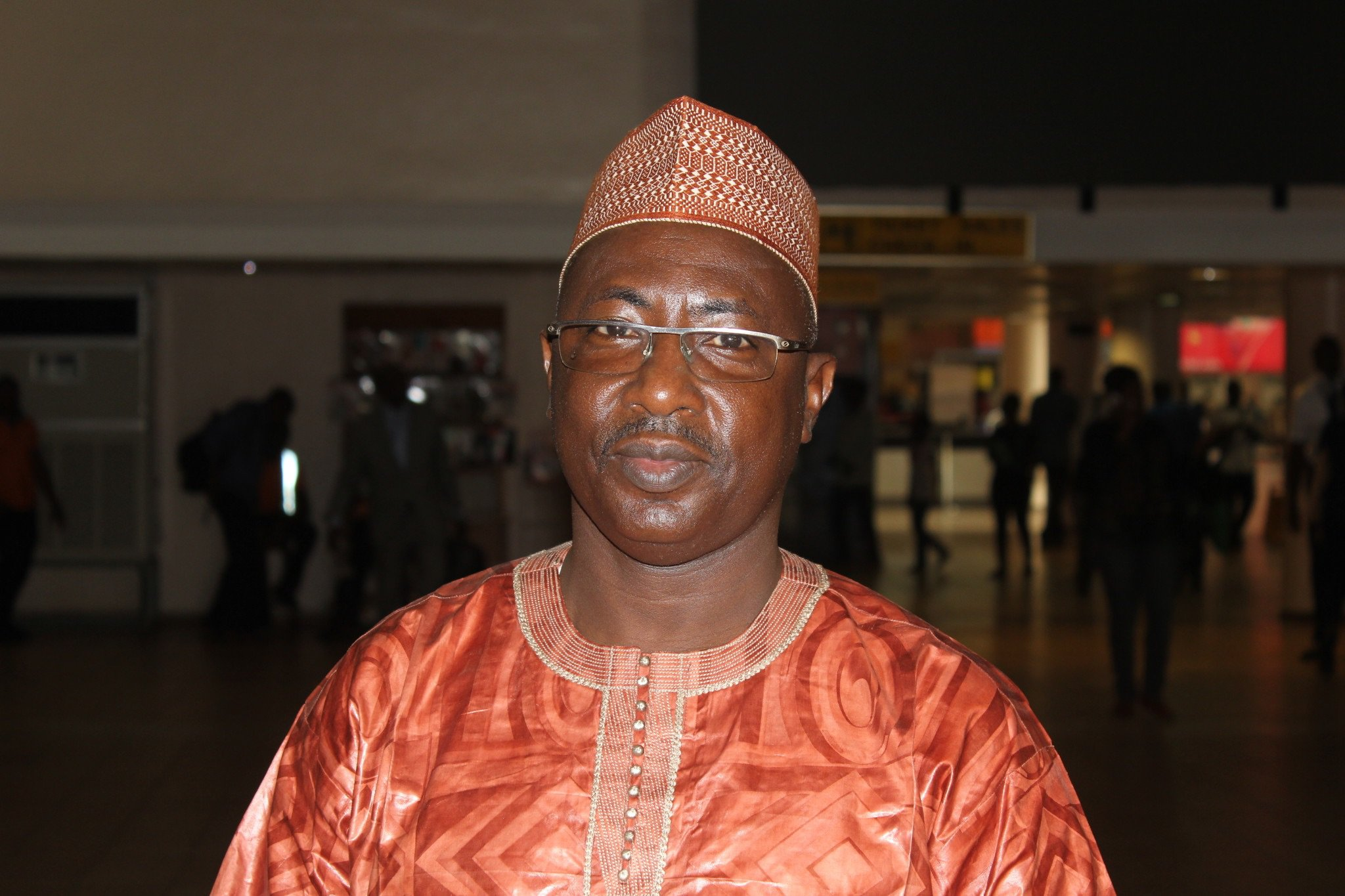 Mohammed Sanusi lauds the new CAF leadership