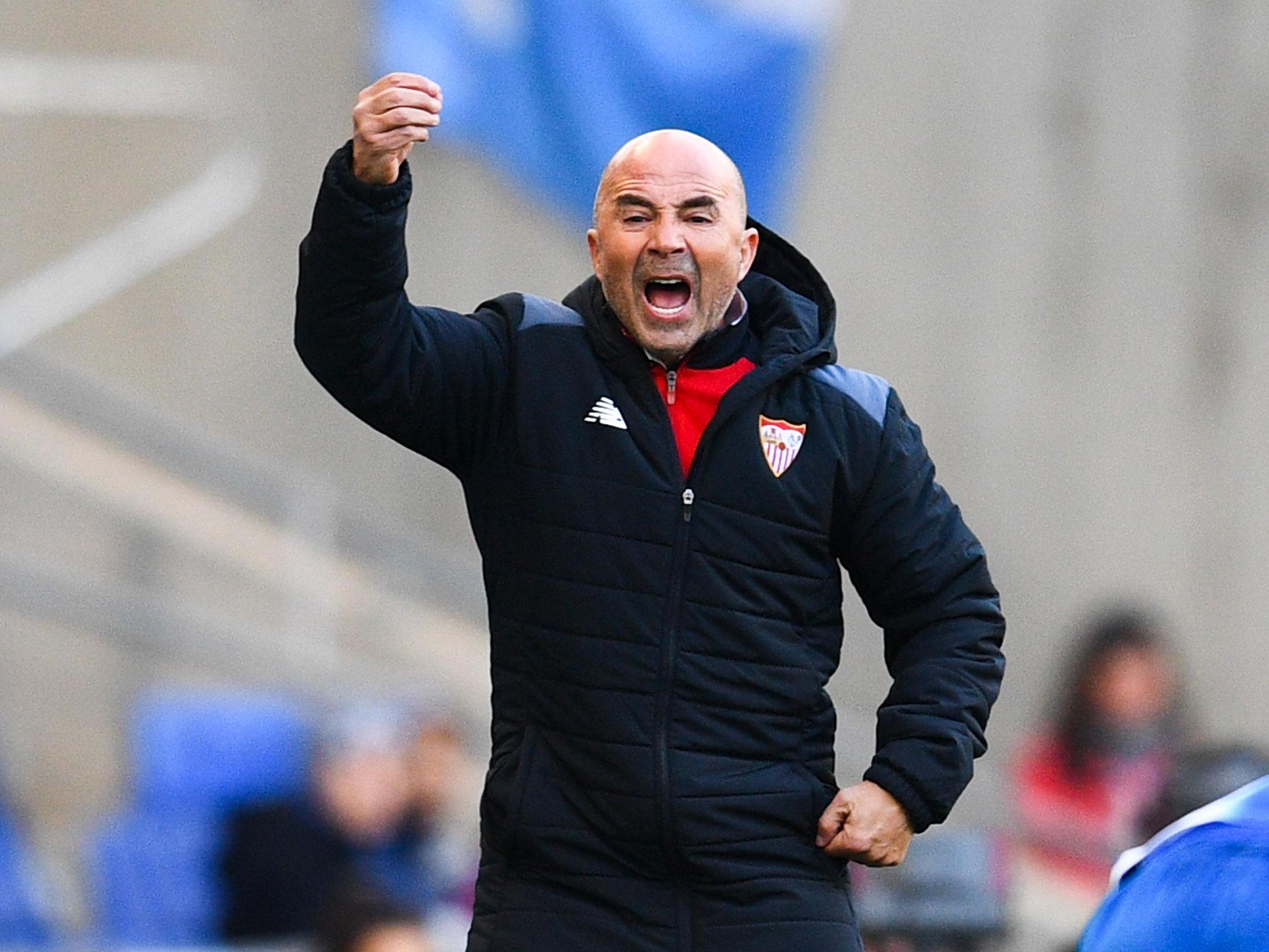 Jorge Sampaoli: If Argentina comes calling, I might leave Sevilla
