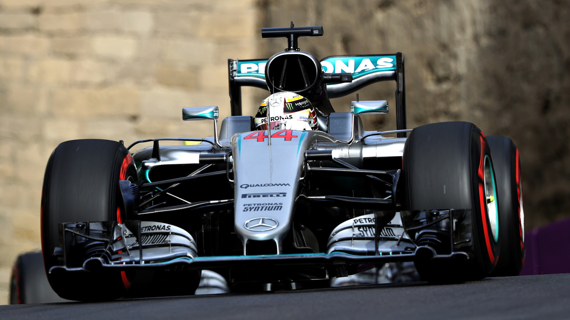 Monaco Grand Prix Practice 1: Hamilton edges out Vettel