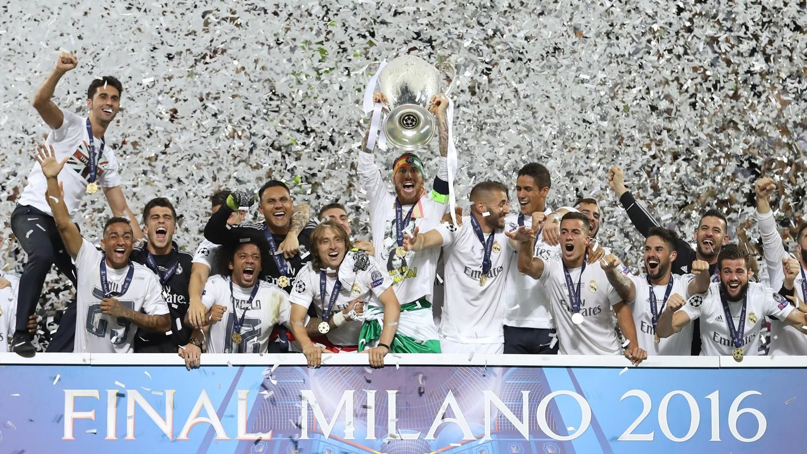 CAN REAL MADRID BREAK THE CHAMPIONS LEAGUE HOODOO?- Abdulmueez Alao