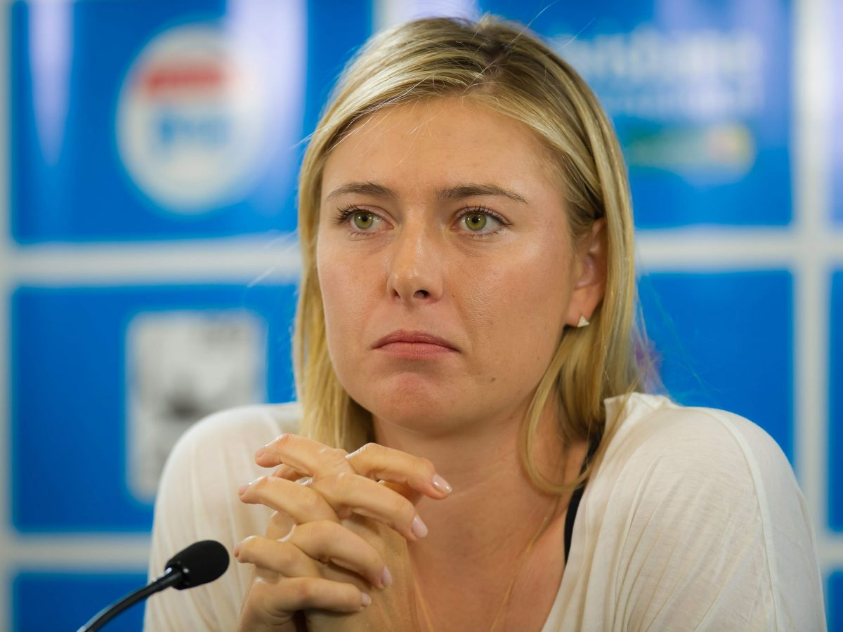 Maria Sharapova will not request wildcard for Wimbledon