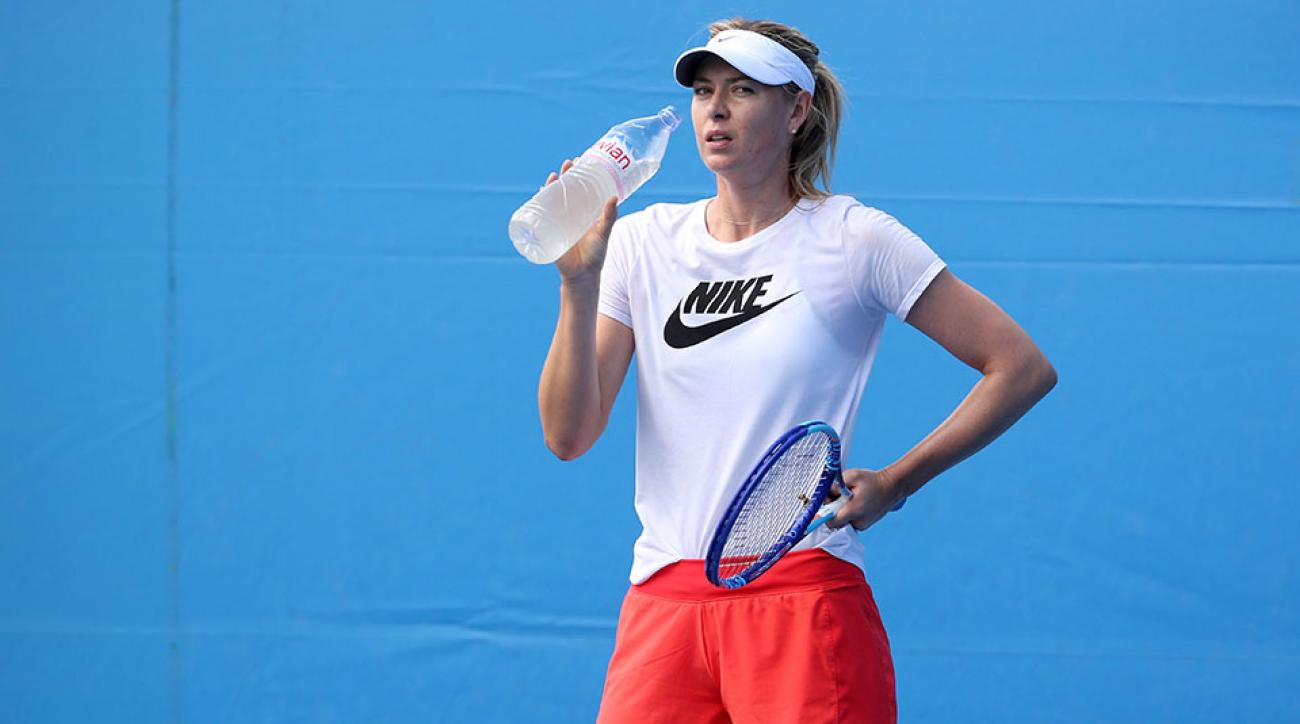 Maria Sharapova ban from French Open condemned by WTA chief Steve Simon .