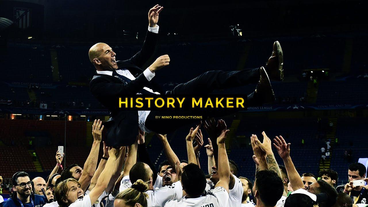 Our MCM- Zinedine Yazid Zidane