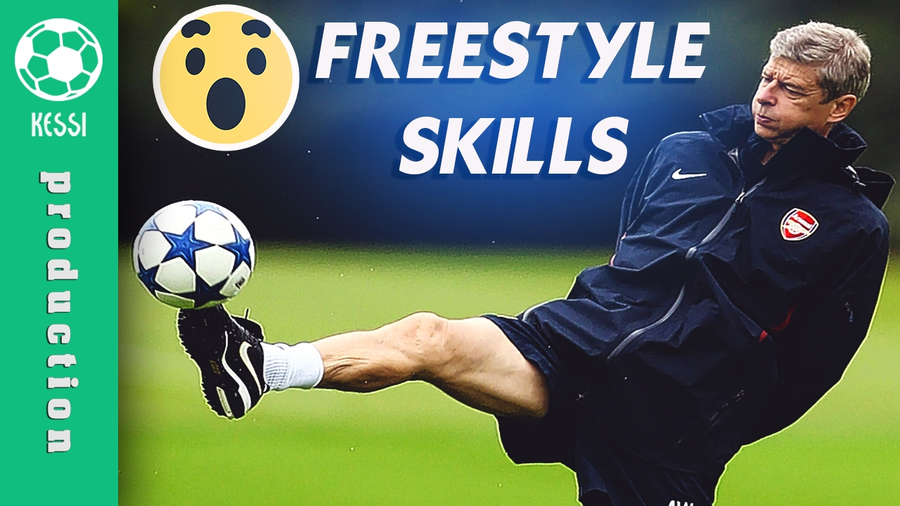Best Football Managers ● Skills -Juggling – Freestyle