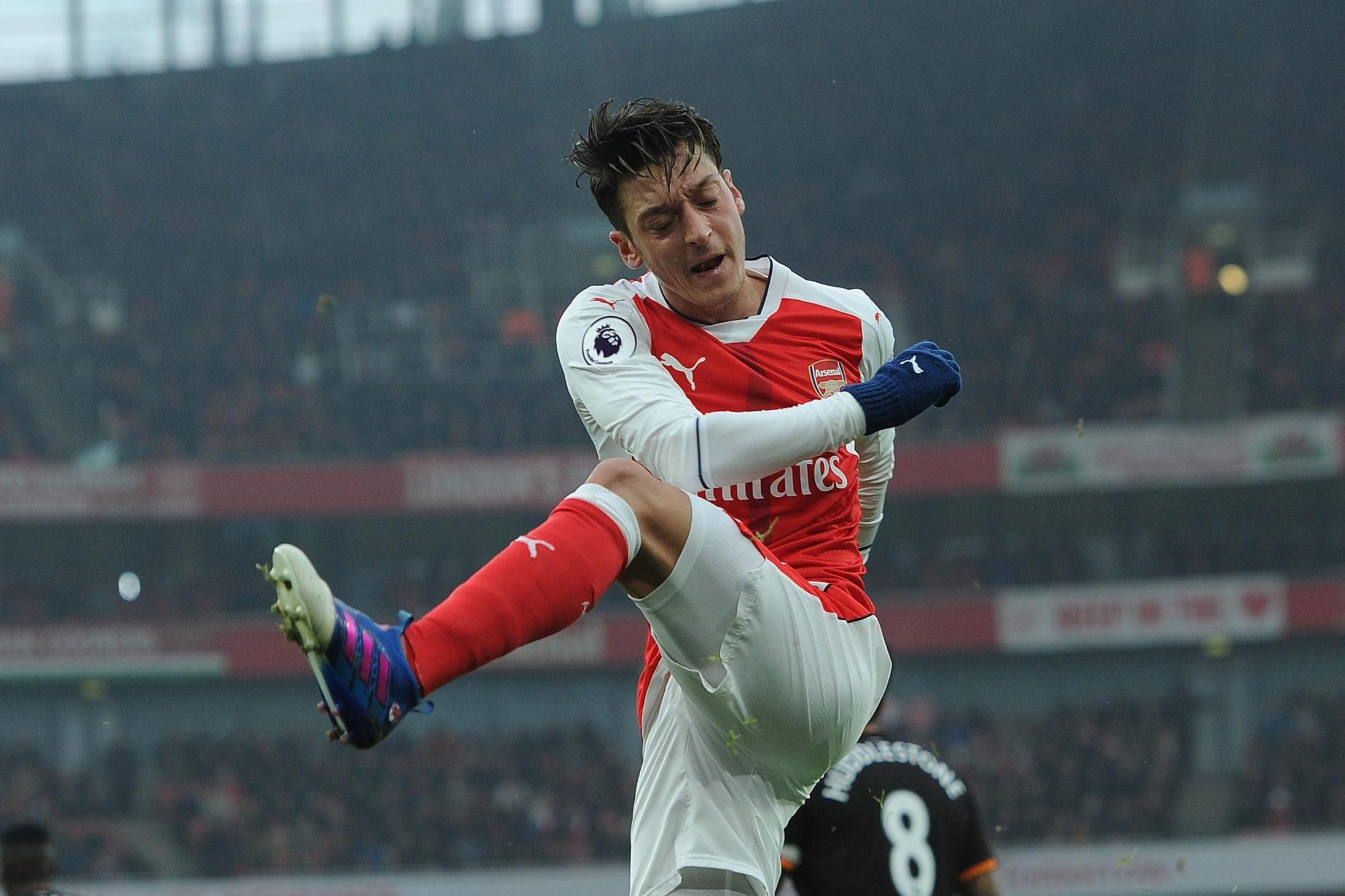 Mesut Ozil: My Body Language or Style Will Never Change