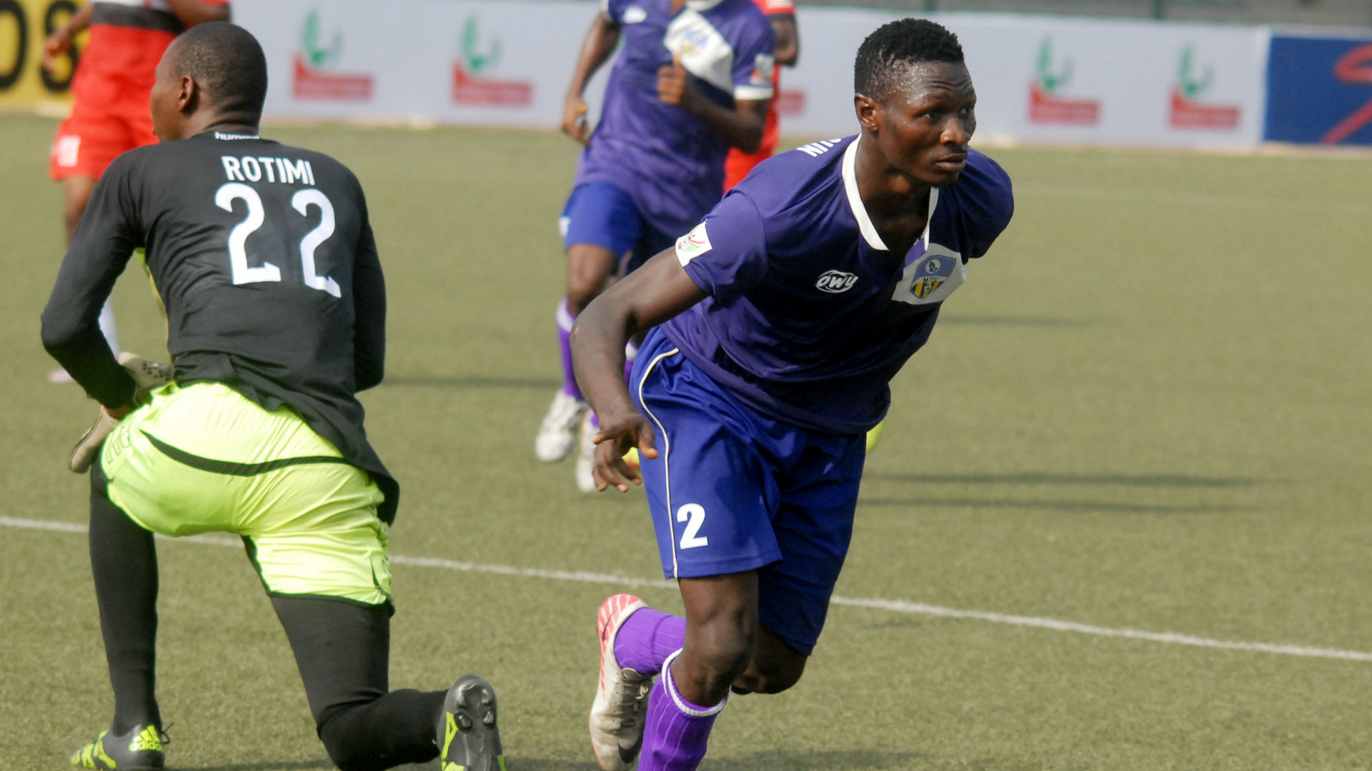 Sikiru Olatubosun: I will grab my Chance with both hands