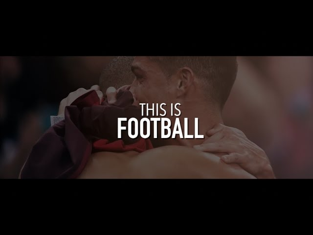 This is football