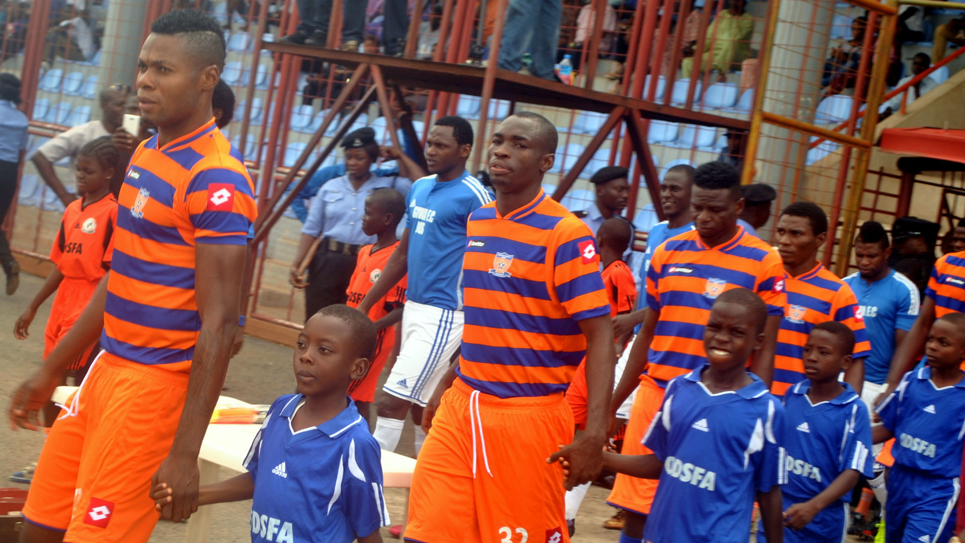 OFFICIAL: DAYO OJO RETURNS TO SUNSHINE STARS AS THURAM, 7 OTHERS COMPLETE MOVE.