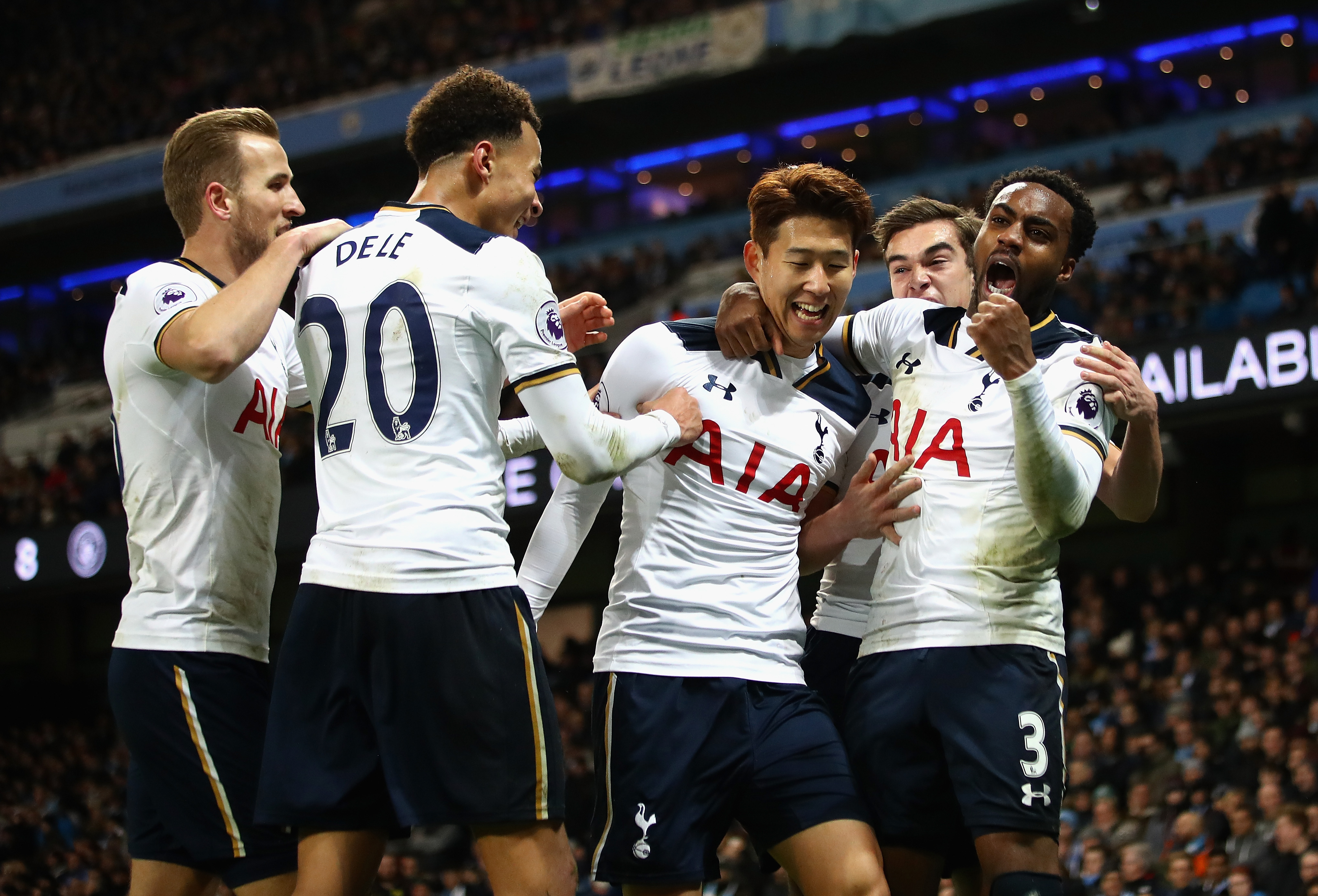Tottenham could be drawn in UCL group of death