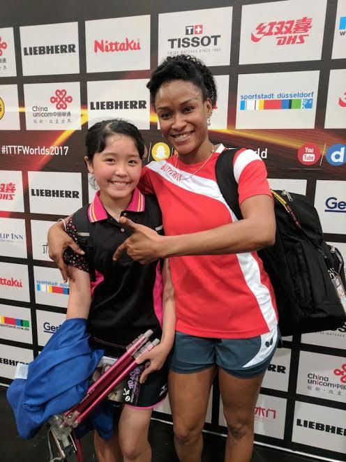 ITTF World Championships Update. (Nigerian Watch)| Kelvin Ekerete
