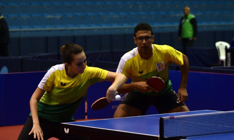 ITTF: Nigeria, Egypt, make seeding list in doubles