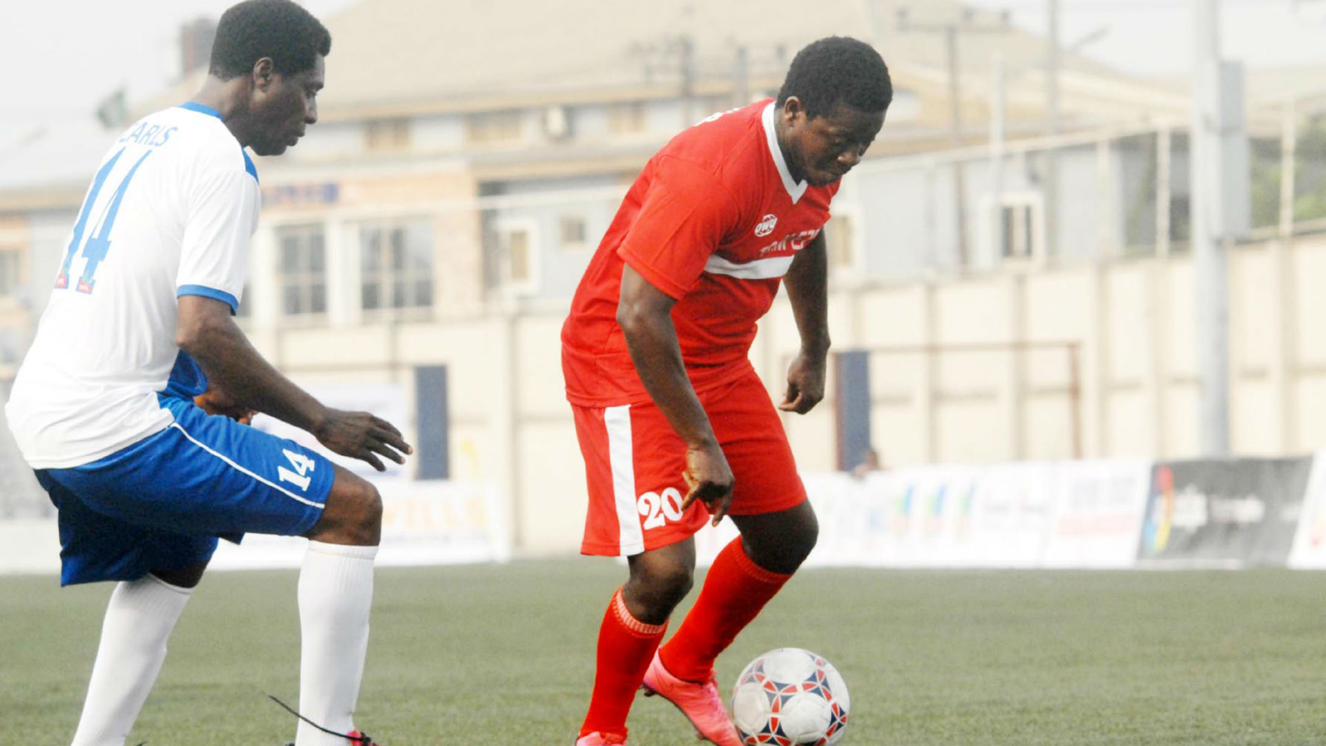 Victor Ezeji: Rohr has only invted home based players to fufill all righteousness