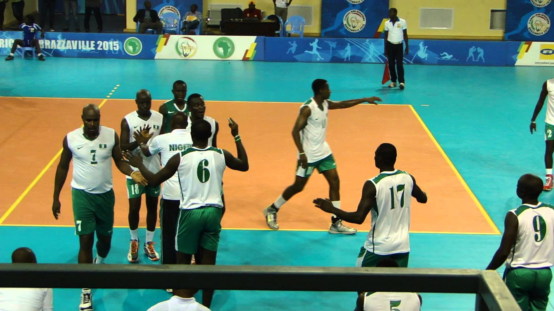 National Volleyball team in high spirit ahead of Africa Qualifiers.