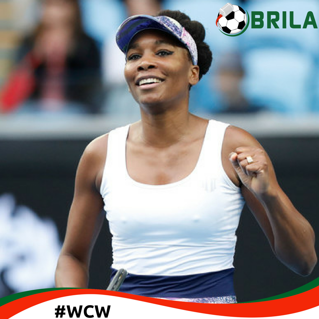 Our WCW-  Venus Williams