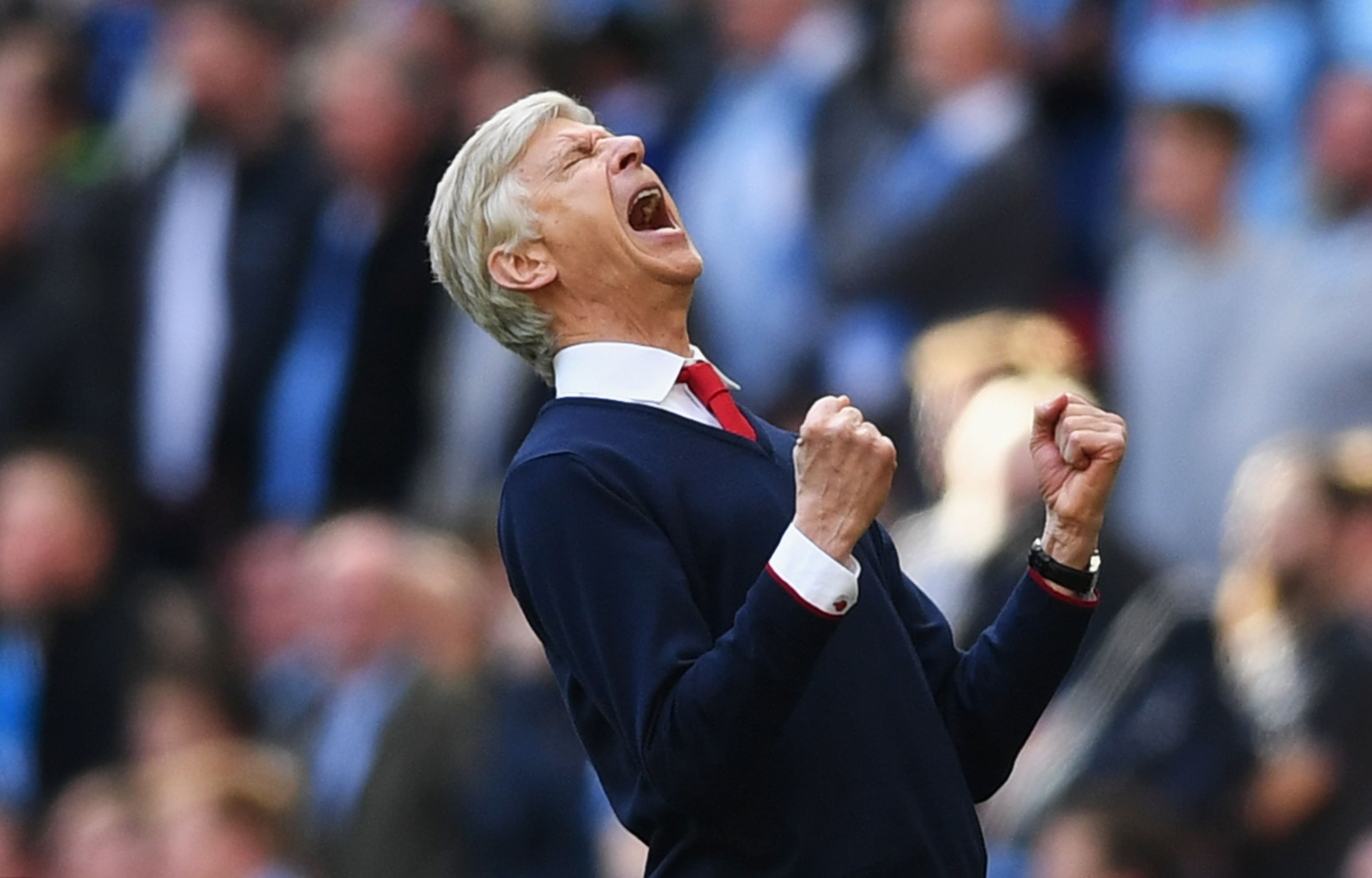 Why Arsenal Must Have Faith in Wenger and Why They Must Strengthen This Summer- Abdulmueez Alao