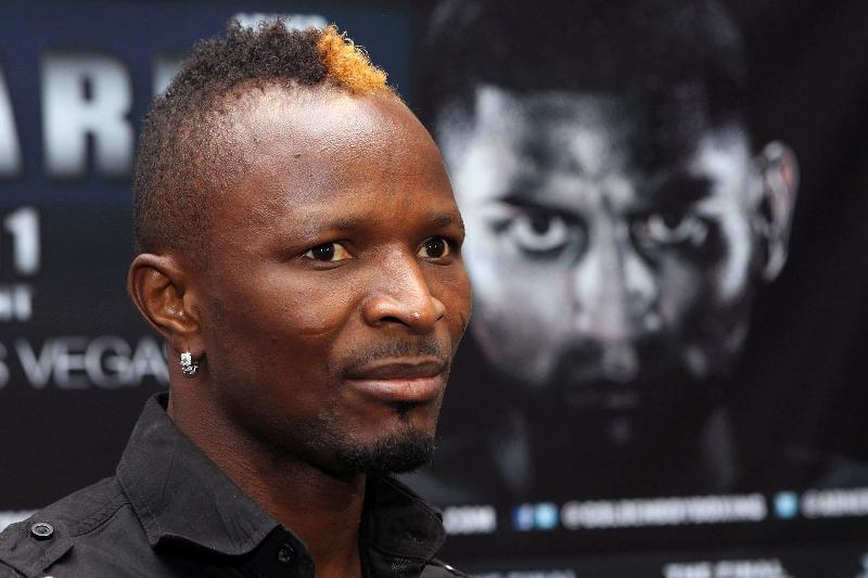 Ghanaians love boxing more than football – Agbeko