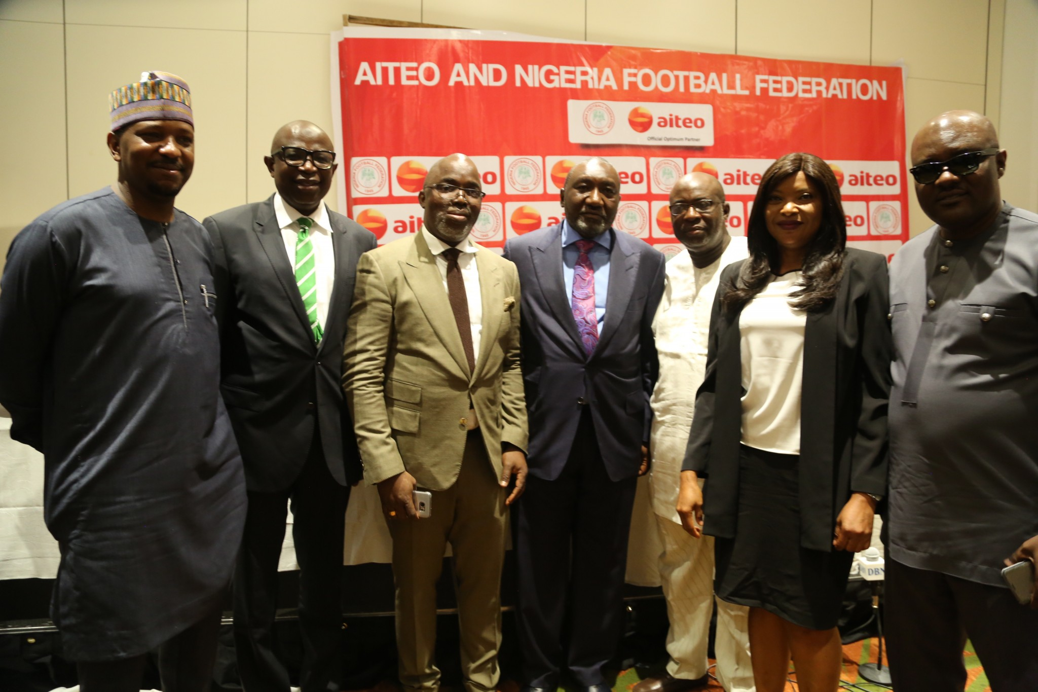 Aiteo receives praises from NFF as 27 coaches get their money