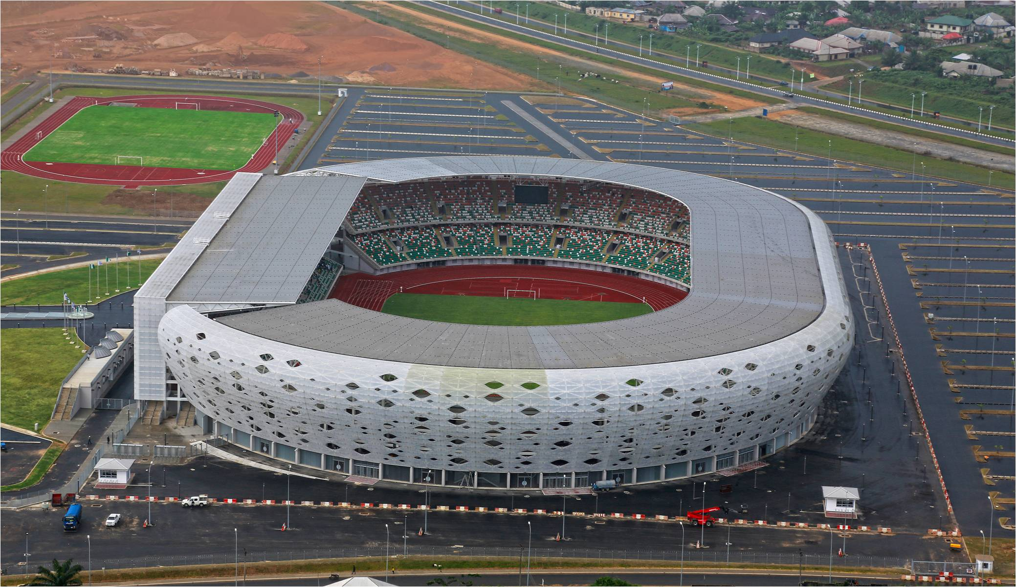 Uyo city is ready for Eagles 2019 AFCON qualifier game