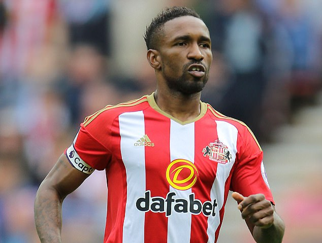 Jermain Defoe signs £20m deal with Bournemouth