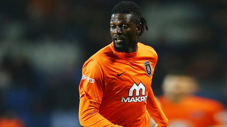 Adebayor: 'The only error that I made was to sign for Palace'