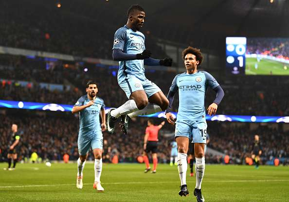 Man City's Iheanacho close to Leicester move after Clubs 'agree deal on Principle'