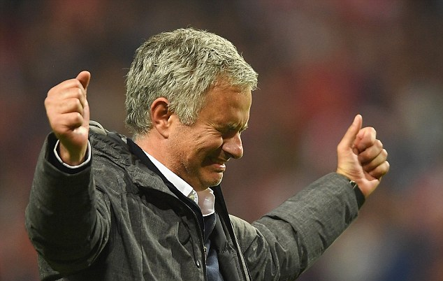 Mourinho reveals how he defeated Ajax
